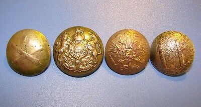 ANCIENT BUTTONS. Different epochs and nations. Copper. ORIGINAL.
