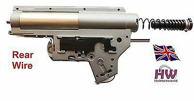 Airsoft Aeg 8Mm Full Gearbox Mike4 V2 Rear Wire Qd Quick Release Jing Gong Jg