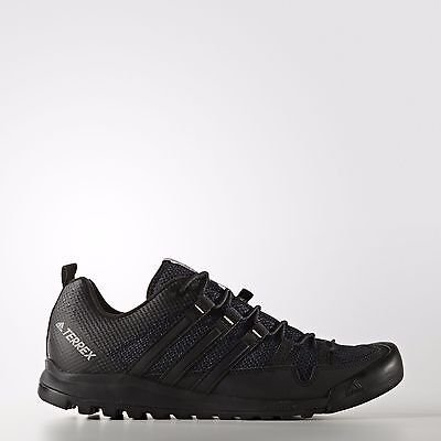 official photos fc976 aad38 Adidas Men s Outdoor Terrex Solo Shoes, Grey   Black   Charcoal Solid -  BB5561
