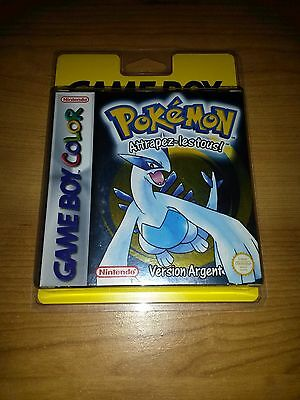 Pokemon Version Argent Fr Neuf Sous Blister Rigide Game Boy Color