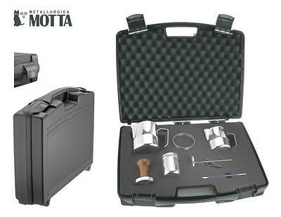 Premium Motta Barista Kit - Milano - Milk Jug Tamper and Accessories Latte Art