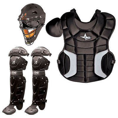 All-Star CK1216PS Player's Series Catcher's Kit
