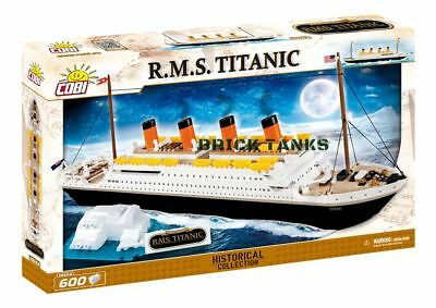 Titanic ship - COBI 1914A - 600 brick set