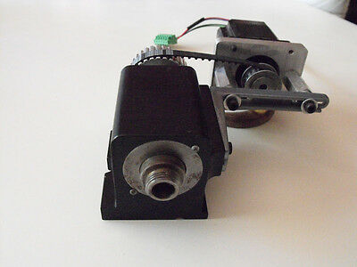6500 4th Axis Sherline Mill Stepper Motor Mounting Kit + HeadStock
