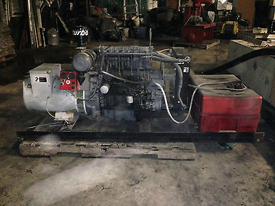 Deutz Diesel Generator Electric Electrical Power 4 Cylinder 3 Phase Liquid Cool