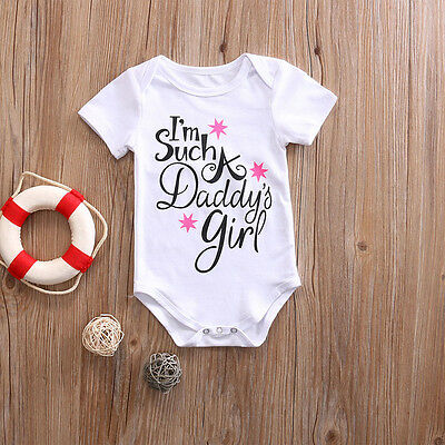 Summer Toddler Newborn Baby Boys Girls Romper Bodysuit Jumpsuit Outfits Clothes