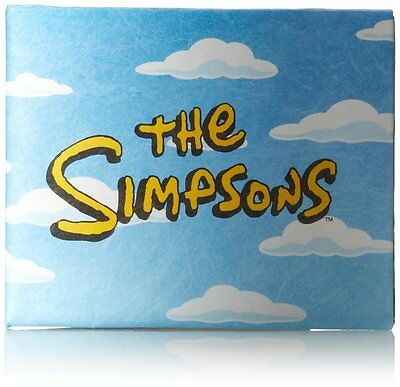 The Simpsons Mighty Wallet Homer Bart