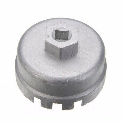 For Lexus Toyota Corolla CT Oil Filter Wrench Cap Housing Tool Remover 14 Flutes