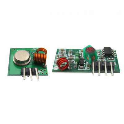 433Mhz RF Transmitter Receiver Wireless Module Super Regeneration Arduino ARMMCU