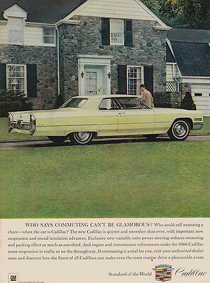 1966 Cadillac: Who Says Commuting Cant Be Glamorous (27364)