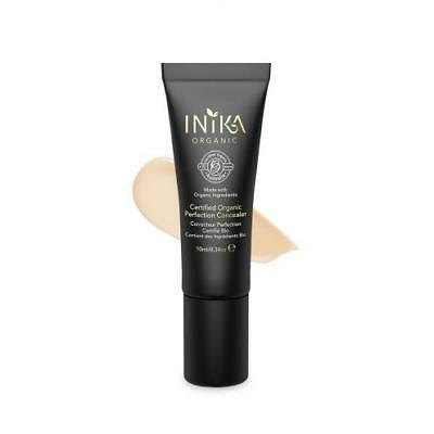 NEW INIKA Natural Perfection Concealer Light 15g from Celcius Skin & Beauty