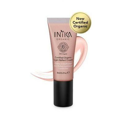 NEW INIKA Light Reflect Creme 8g from Celcius Skin & Beauty