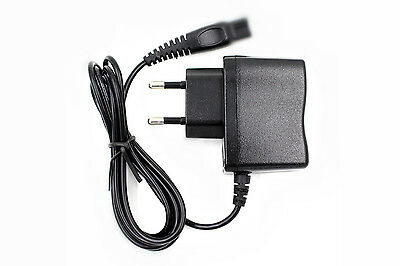 EU Adapter Charger Power Supply For Philips QG3340 QG3340 Multigroom Grooming