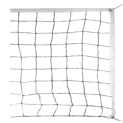 Ringmaster Competition Volleyball Net - Nylon Top (Vynv180)
