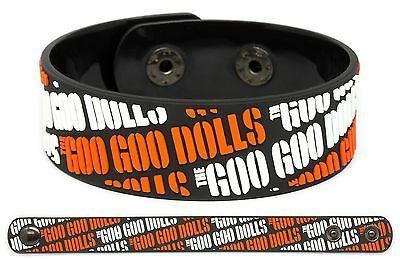 THE GOO GOO DOLLS Rubber Bracelet Wristband Boxes Magnetic Let Love In