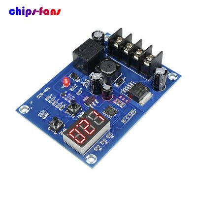 Charge Control Module 12-24V Storage Lithium Battery Protection Board XH-M603 UK