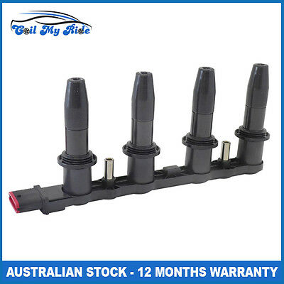 Ignition Coil Pack for Holden Astra AH 2007-2010 1.8L Z18XER