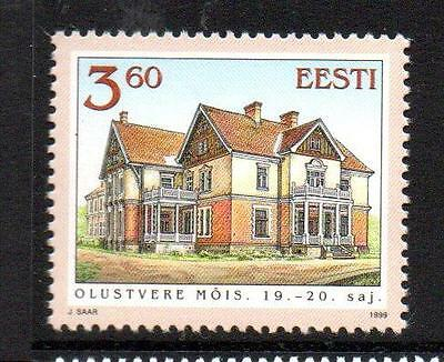 Estonia Mnh 1999 Sg334 Olustvere Hall