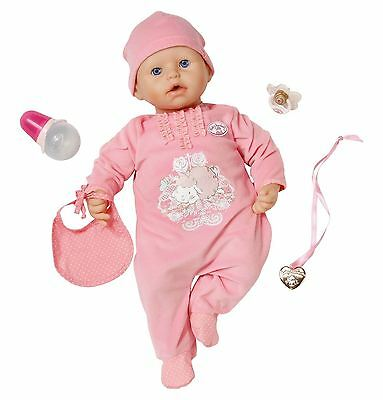 Zapf Creation Baby Annabell Interactive Doll Version 9