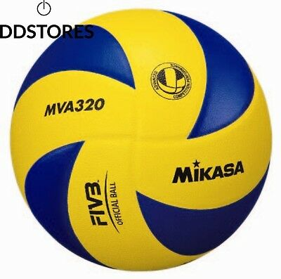 Mikasa MVA 320 Ballon de volley ball Multicolore 5