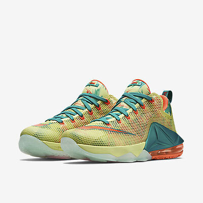 release date 80512 cfdc3 Nike LeBron 12 XII Low Lebronold Palmer Size 10.5. 776652-383 bhm what the