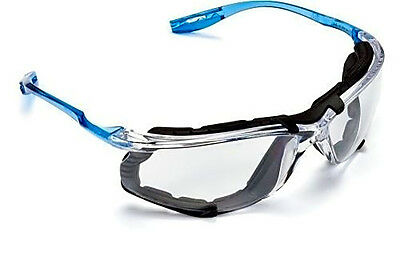 3M Safety Goggle Eye Glasses Protection Foam Gasket, Anti Fog Lens, Clear NEW