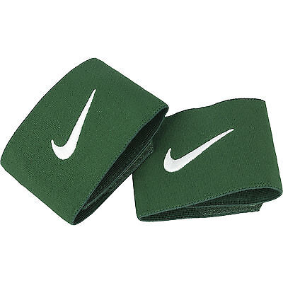 Guard Stays Nike One Size (Adjustable) Forest Green 100% Genuine Nike Product