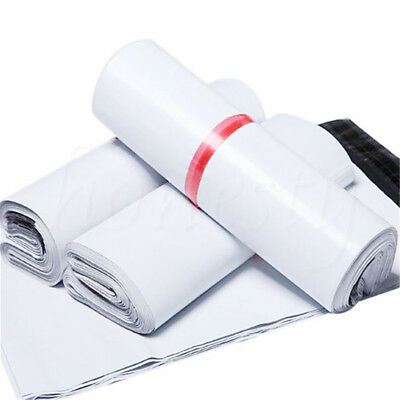 5-50x Poly Plastic Courier Mailing Plastic Shipping Post Bags Satchel 15cmx30cm