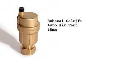 Caleffi Robocal 15mm Auto Air Vent 502649