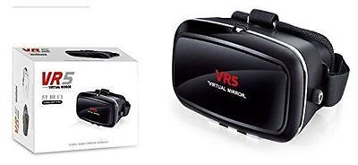 Blu-ray Eye 3D VR Glasses 3D Goggles Viewing Samsung Smartphone Apple 3D Movie