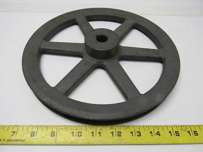 "Browning BK110 10-3/4"" Single Groove Pulley Sheave 3/4"" Keyed  Bore"
