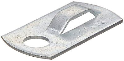 MBMS-S10CY PANDUIT, Cable Tie Screw-On Mount / METAL BACK MOUNT - 100 PIECE PACK