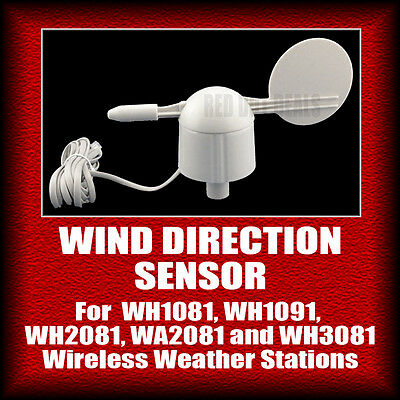WIND DIRECTION SENSOR | Part for WH Series Wireless Weather Station | ORIGINAL