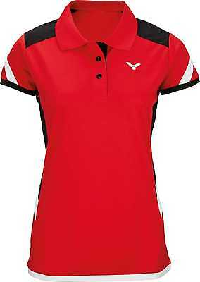 Victor Polo Function Female 6717   Badminton Tischtennis Lady Female Damen