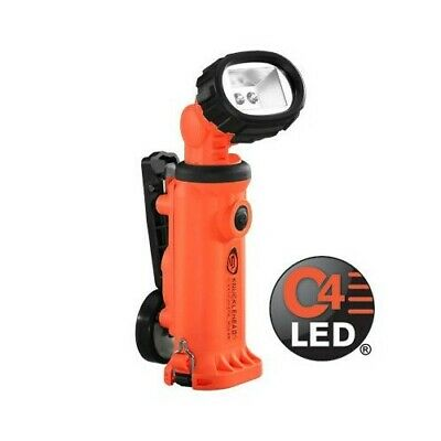 Streamlight 90644 Orange Knucklehead Alkaline 200 Lumens LED Flashlight