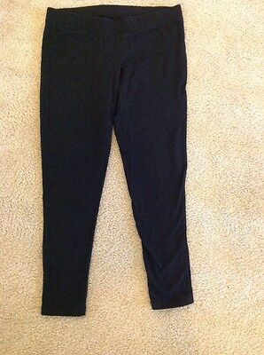 Old Navy Women's Maturity Leggings Black Size Small