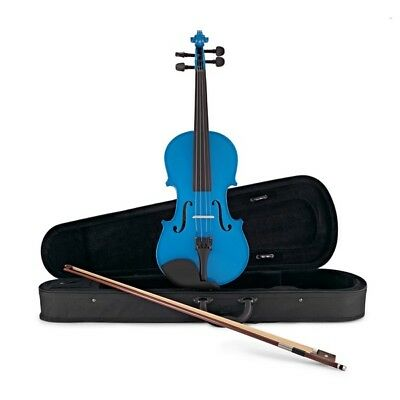 Student 1/2 Violin Blue by Gear4music