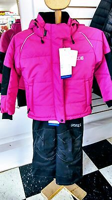CKX Girl's Charm Winter Snowmobile Suit