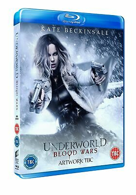 Underworld: Blood Wars (with UltraViolet Copy) [Blu-ray]