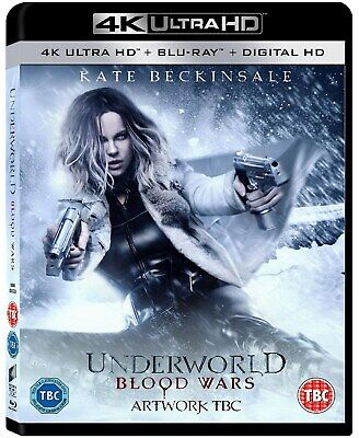 UNDERWORLD: BLOOD WARS (4K Ultra HD + Blu-ray + Digital HD) [UHD]