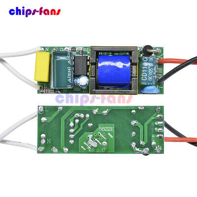 20W Non-waterproof LED Chip Driver Power Supply Driver Transformer AC 85-265V