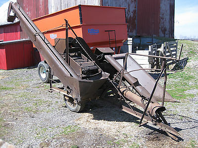 Wood Brothers Corn Picker One Row Model WB-1-P