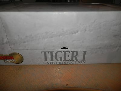 Dragon Armour German 1:35 Tiger 1 Late Production Tank