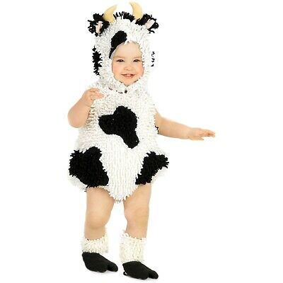 Baby Cow Costume Halloween Fancy Dress