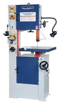 "Palmgren 9683116 15"" Variable Speed Vertical Band Saw w/ Welder"