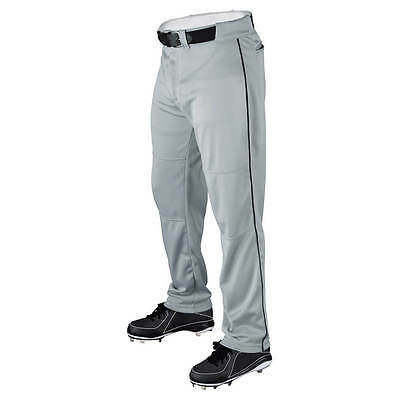 Wilson Relaxed Fit Adult Baseball Pant with Piping