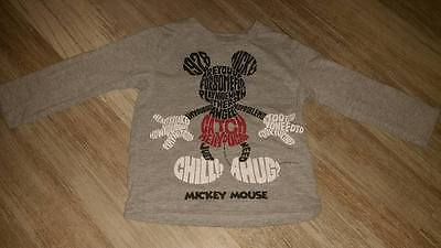 Tee-shirt ML Mickey Mouse 18 mois