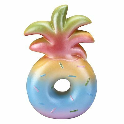 Squishy Slow Rising Pineapple Donut Kids / Party / Gift Toy New FreeShipping!