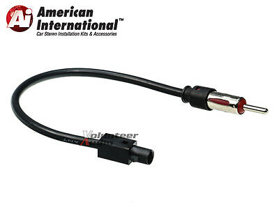 Chrysler Dodge Jeep Aftermarket Radio Antenna Adapter