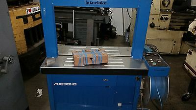 akebono ts-250 strapping machine automatic